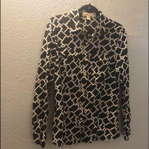 Michael Kors blouse L